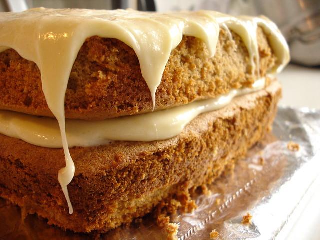 carrot cake / worteltjescake