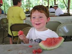 watermelon, fruit, food, eating,
