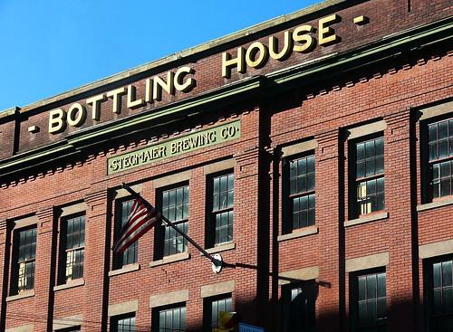 Bottling house