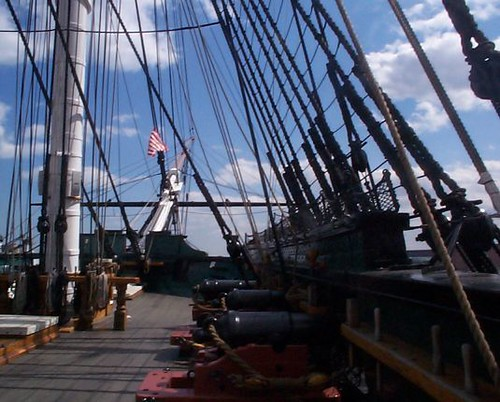 USS Constitution Deck | Flickr - Photo Sharing! Uss Constitution Pictures Of Deck