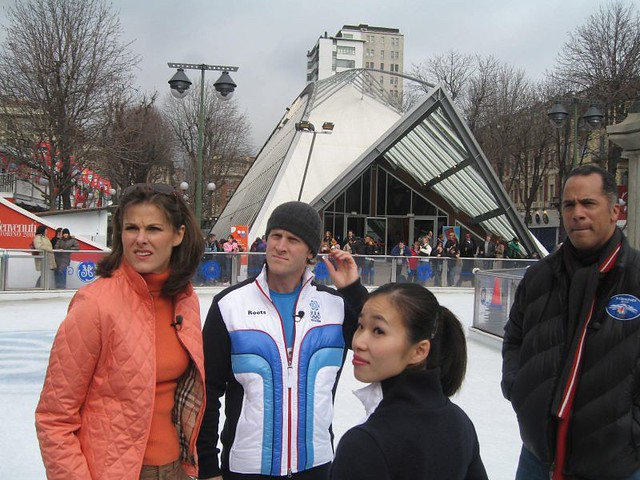 Lester Holt Wife Photo http://www.flickr.com/photos/ienjoybeingagirl/105788844/