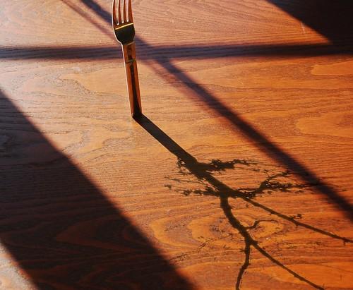 Esempio di fork rigoglioso. Non questo, certamente.