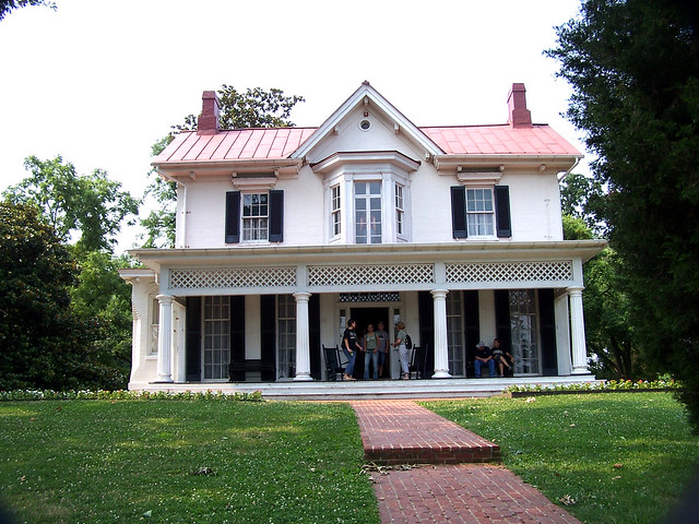 Frederick Douglass House 2004 Flickr Photo Sharing