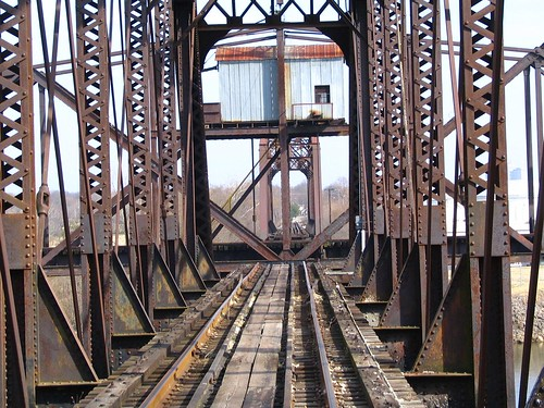 Rotating Train Bridge - Nashville