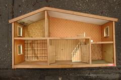 agriculture(0.0), cage(0.0), log cabin(0.0), facade(0.0), wood(1.0), house(1.0), dollhouse(1.0), interior design(1.0), shed(1.0), home(1.0),