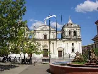Afbeelding van León in de buurt van León. chris geotagged leon nicaragua centralamerica exodus geotoolyuancc geolat12434397 geolon8687851