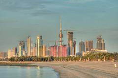 Kuwait City View