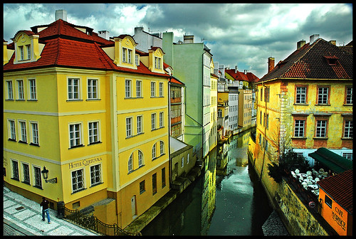 Prague, Little Venice of Central Europe
