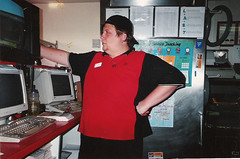 My early days of pizza hut