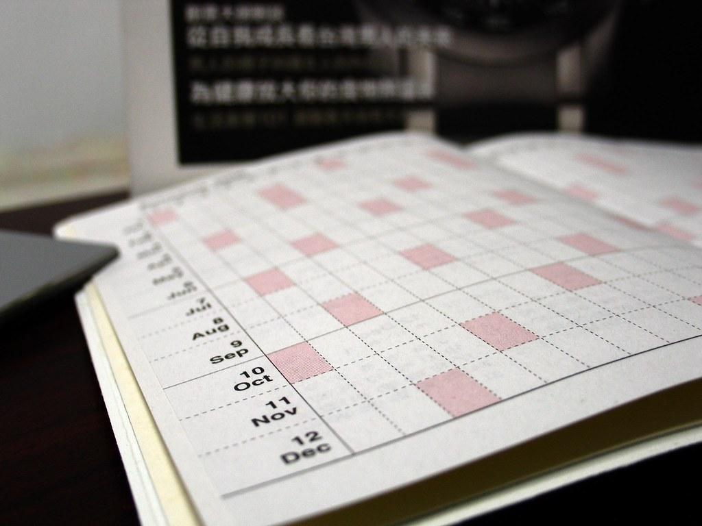 SONY Schedule