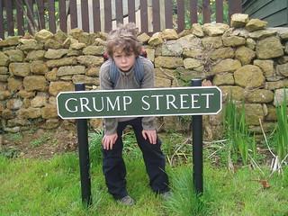 Grump Street, Ilmington