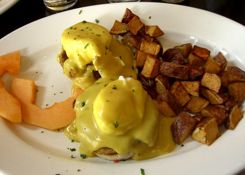 Chicago - Solo 1530 - Eggs Crabcake Benedict