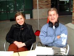 rebecca and jason taking a commercial break   dscf2159