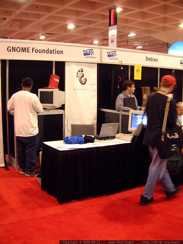 nobody home @ gnome booth   dscf2301