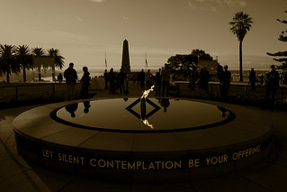 ANZAC: Let Silent Contemplation Be Your Offering