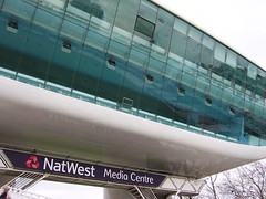 Lords Cricket Ground, Natwest Media Centre