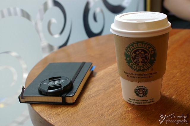 Starbucks makes me feel better!
