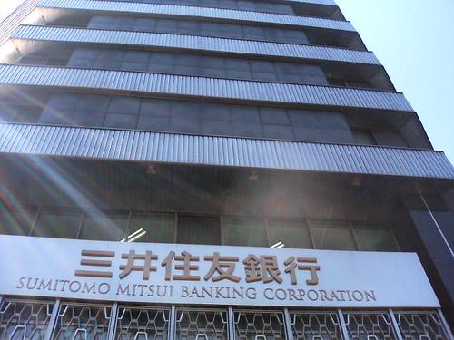 Sumitomo Mitsui Banking Corp Head Office