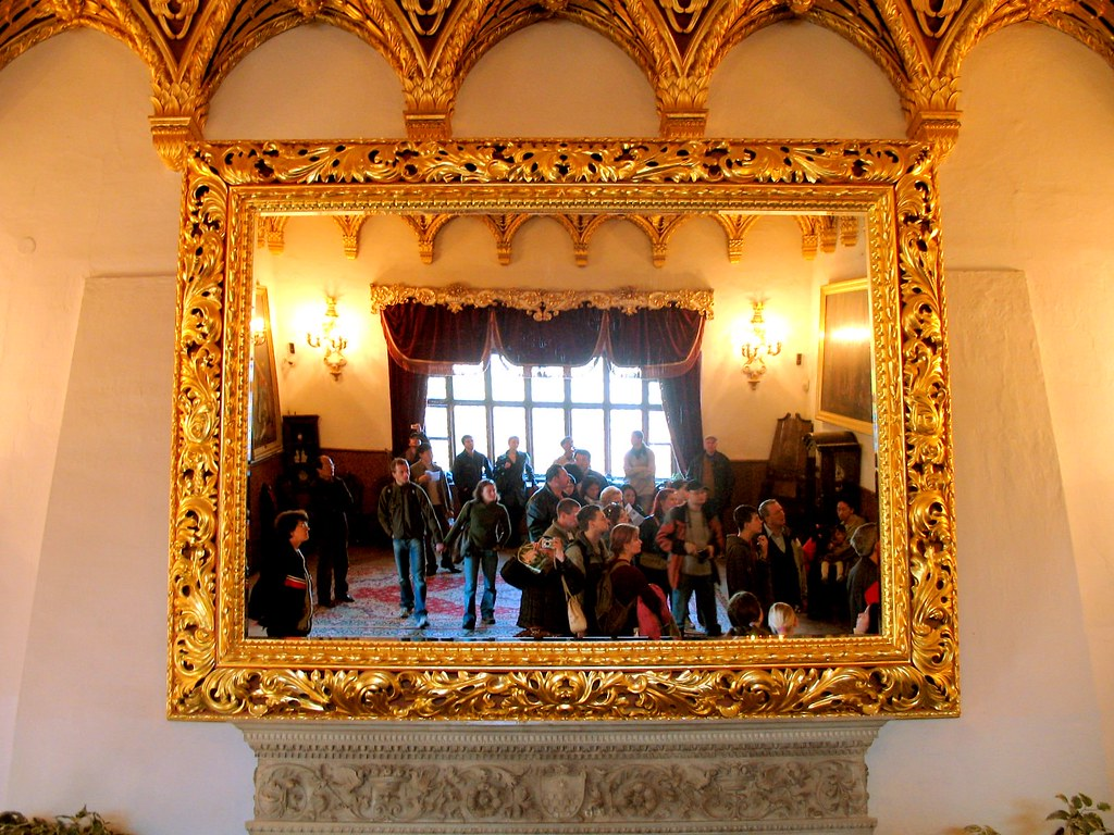 The Golden Hall, Bojnice Castle
