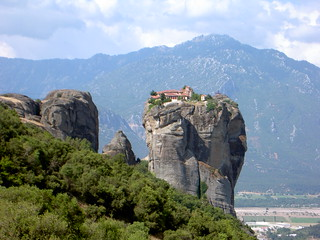 For your eyes only - Meteora - Agia Triada (2005)