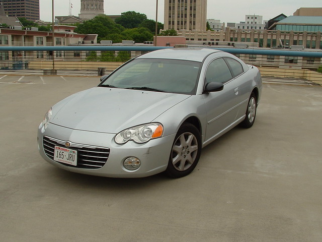 2004 Chrysler Sebring Coupe 2DR | Flickr - Photo Sharing!