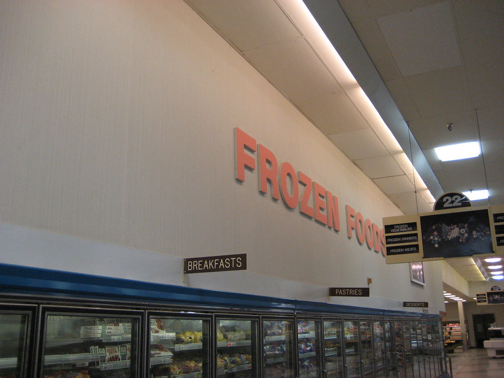 Great Frozen Foods at Publix on Apalachee Parkway