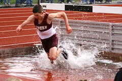 steeplechase, athletics, track and field athletics, endurance sports, obstacle race, sports, athlete,
