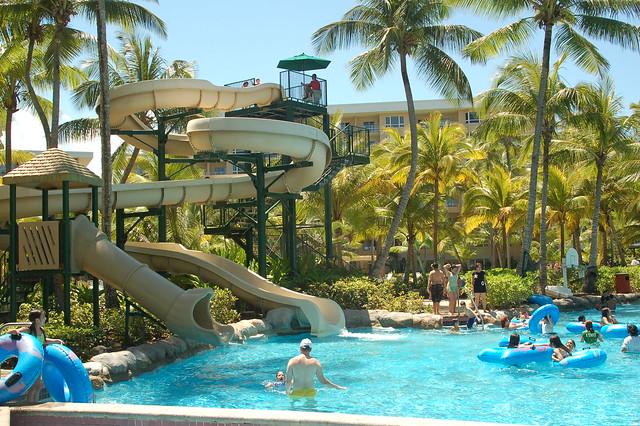 The Cerromar Pool Flickr Photo Sharing