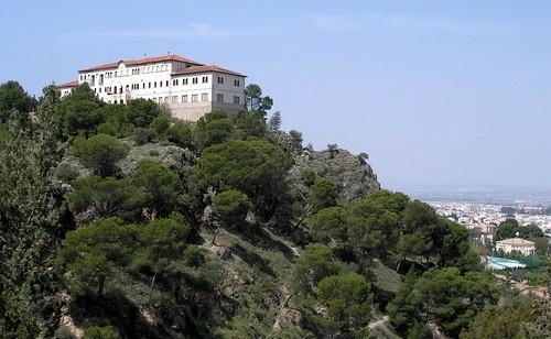 Un vistazo desde la Fuensanta