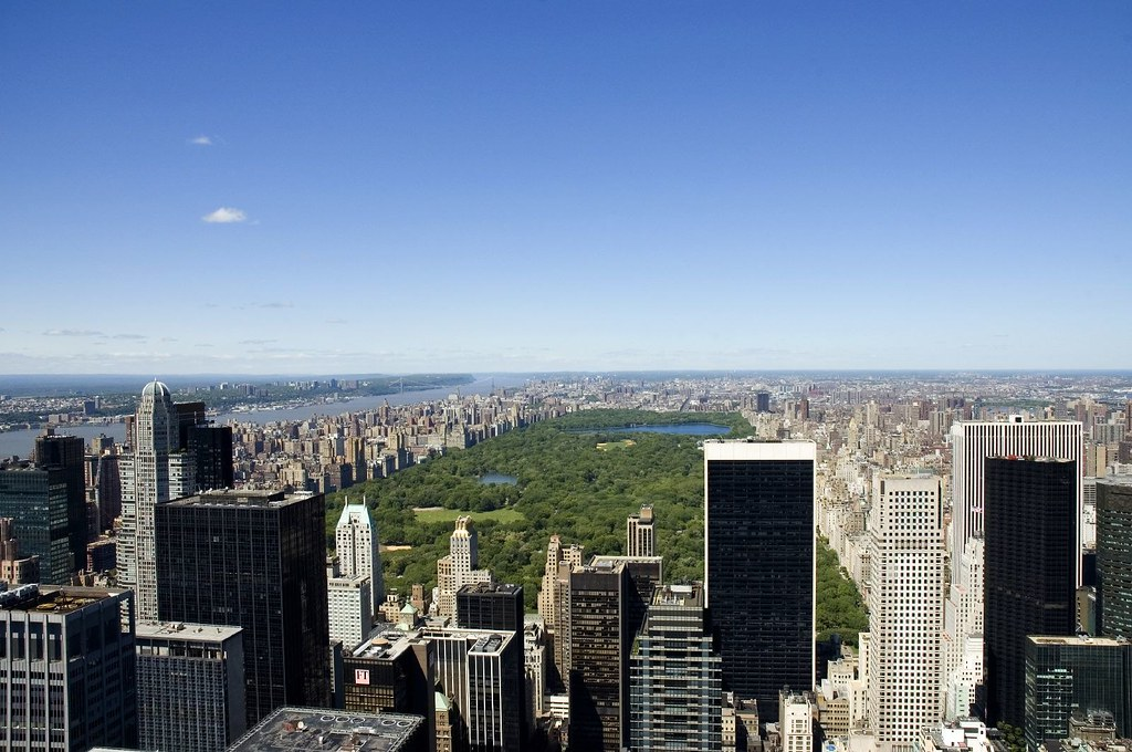 Top of the Rock, north
