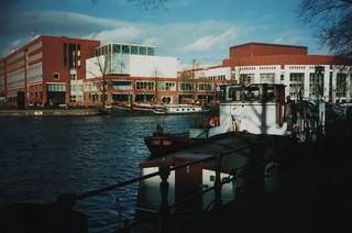 Jakob's houseboat