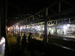 Yet More Nairobi Railway Station by Night