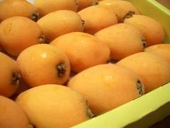 produce, fruit, food, loquat,