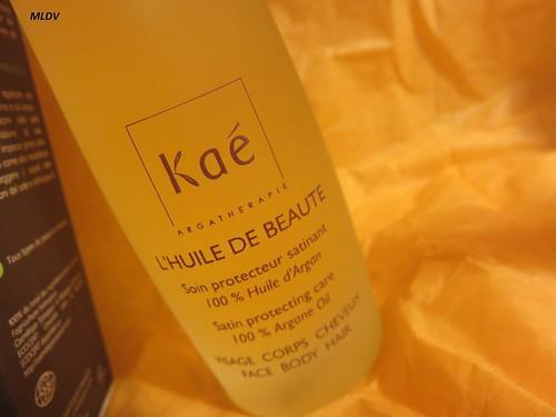 L'huile de beauté KAE