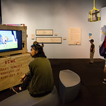 Sat, 06/13/2015 - 10:37am - Opening of What's Up, Doc? The Animation Art of Chuck Jones at the EMP Museum on Saturday, June 13, 2015, Photos by Brady Harvey