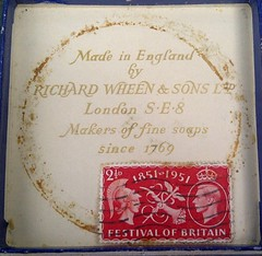 1951 Festival of Britain Medal 1