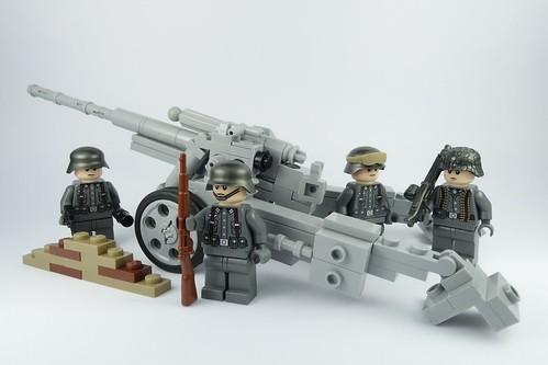 Schwere 10-cm-Feldkanone 18