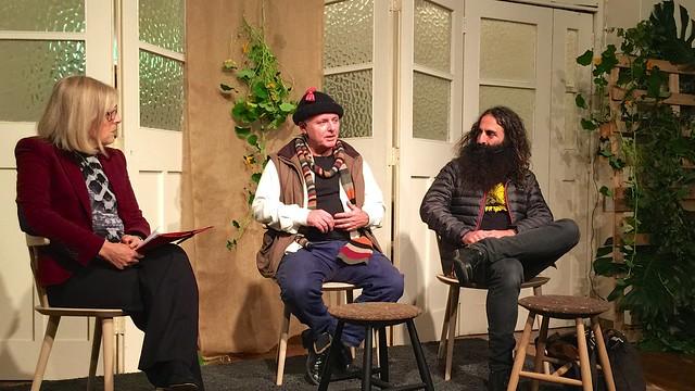 Nourish (Winter) Talk at St Canice's
