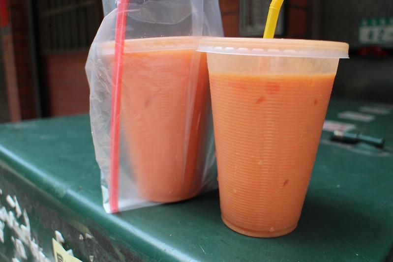 三重三合夜市果汁