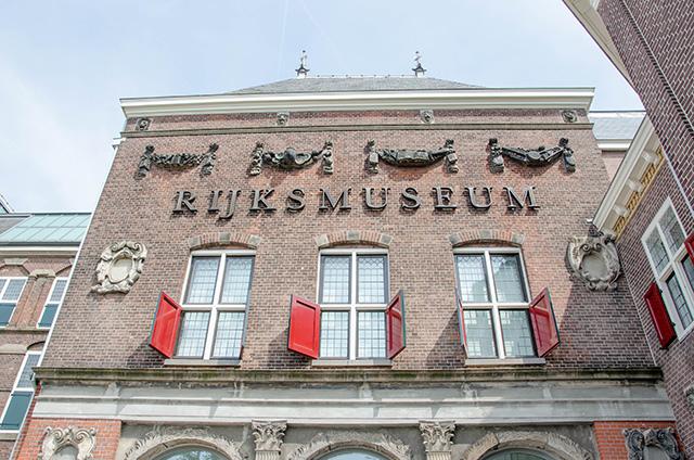 Rijks Museum, Amsterdam