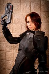 Tampa Bay Comic-Con 2015 Cosplay - MASS EFFECT - COMMANDER SHEPARD