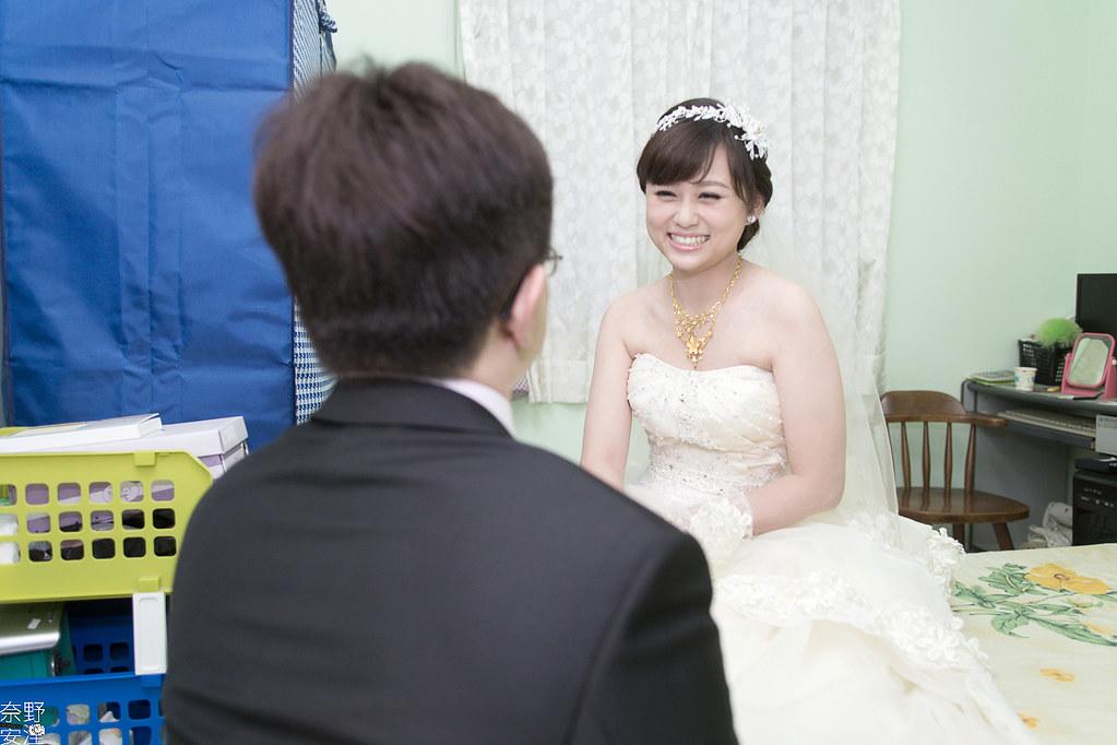 台南婚攝-繼中&佳芸-迎娶午宴 X 東東宴會式場-東嬿廳 (25)