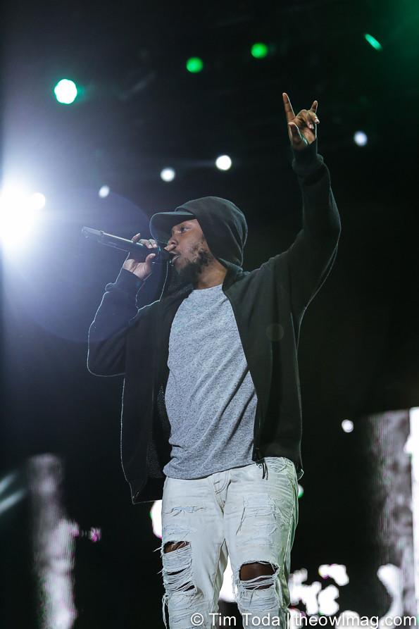 Kendrick Lamar - OSL 2015-1