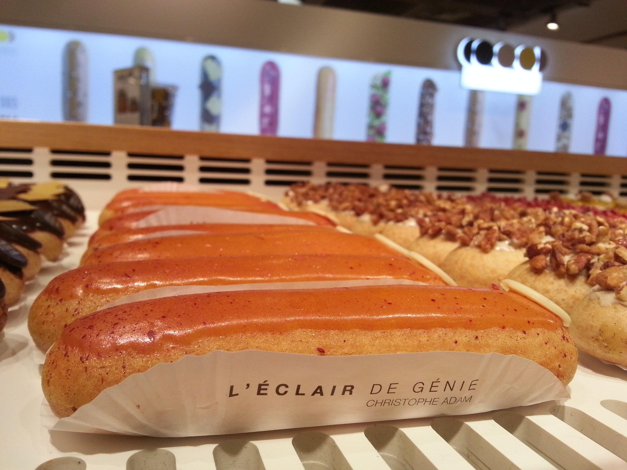 Galaries Lafayette Gourmet Eclair de Genie