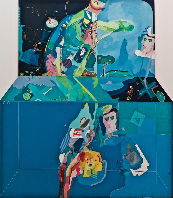 I like Art or the usual Perspective with a Twist (1967/68) - Eduardo Batarda (1943)