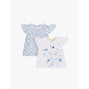 Picture of Baby Girl Short Sleve Top