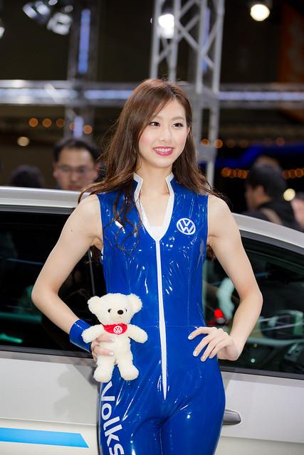 Volkswagen -Tokyo Auto Salon 2017 (Makuhari, Chiba, Japan)