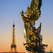 Tour Eiffel & L'Harmonie