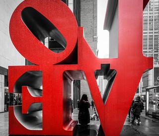 Image of Love. newyork unitedstates cf17