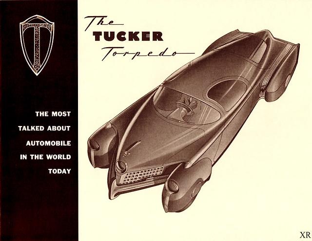 1947 ... Tucker 'concept' car!